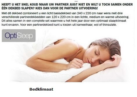 Partnerdekbed_duo_dekbed_ bedklimaat_warm_ koud_Optisleep