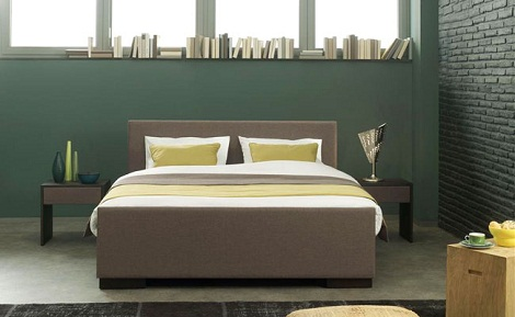 Nox bed-boxspring-Torino met voetbord SK Theo Bot